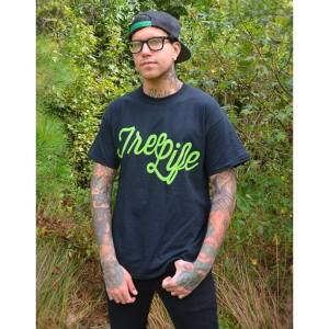 Fronz from ATTILA!!! Showing his Love for trees! Come Join the Movement!!!!!! @treelife@10tothetenthpowerpromos