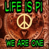 Life is Pi! #justflipit #lifeispi #pi Still don't get it? A pyramid signifies the #caste System, when you flip it its a #pie! Instead of the all seeing eye its looking up at us! Watching over us! #one #harmonicnetworking #peace Piece is to #peace as #pie is to pi, so let's flip the pyramid upside down and get a #slice! #seanmorourke