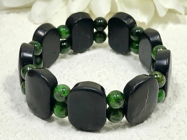 shungite one bracelet