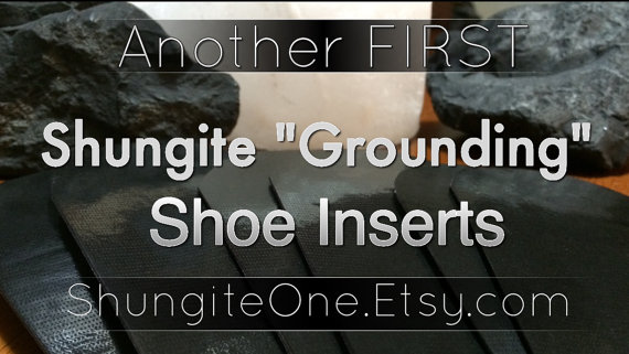 shungite grounding inserts