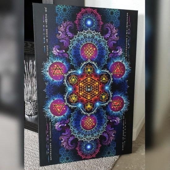 crystal alchemy canvas