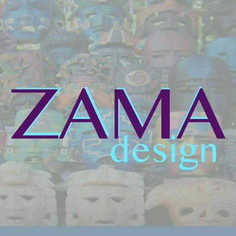 zama design logo